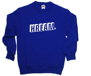 Doug Hream Blunt Blue Medium Sweatshirt