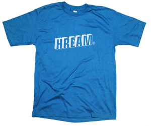 Doug Hream Blunt Blue T-Shirt