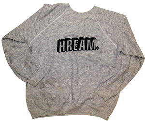 Doug Hream Blunt Grey XXL Sweatshirt