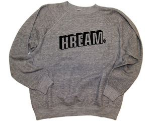 Doug Hream Blunt Grey XL Sweatshirt