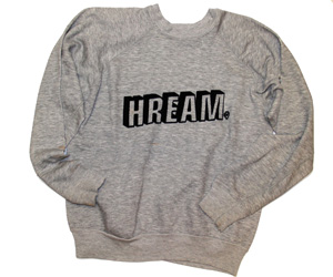 Doug Hream Blunt Grey Large Sweatshirt