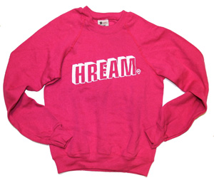 Doug Hream Blunt Pink Large Sweatshirt